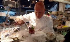 Deschidere BistroMar_Chef Catalin Jernoiu