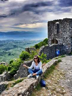Mystras Castle Town3