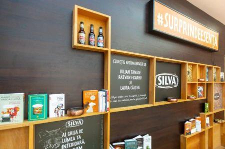 Silva te așteaptă în Biblioteca de Esențe