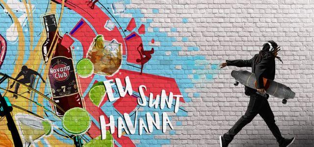 Havana Club premiază eroii urbani cu abonamente la Electric Castle sau cu o excursie în Cuba!
