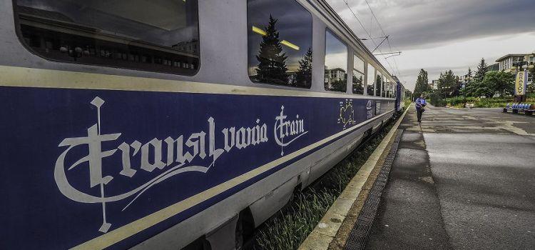 Transilvania Train, o experiență pe șine inedită!