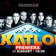 """""""Exatlon"""" revine miercuri, 29 august, la 19:30!"""