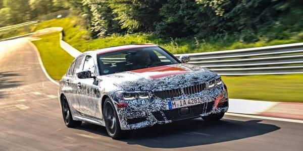 """Noul BMW Seria 3 Sedan: botezul focului în """"Infernul Verde"""""""