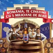 5 milioane de beri pentru români într-un an de sărbătoare