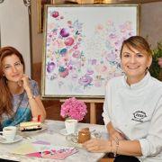 Zexe Braserie lansează ambalaje noi, un rezultat al colaborării cu artistul contemporan Maria Dermengiu