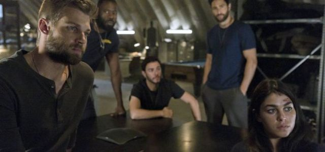"""AXN pune la încercare curajul fanilor cu noul serial """"Cei bravi"""" și cu probe inspirate din serie"""