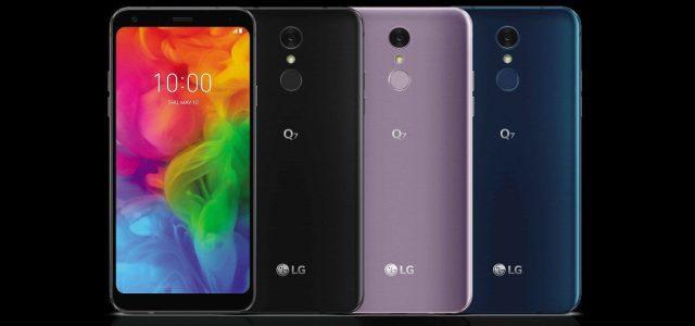 LG Q7 ajunge și în România