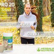 Herbalife a lansat un nou produs: shake-ul proteic PRO 20 Select