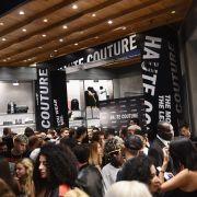 Nicki Minaj și Diesel, mini-runway show în Milano