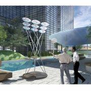 Triptic Studio a lansat proiectul Green Spots – Încărcătoare Solare Urbane
