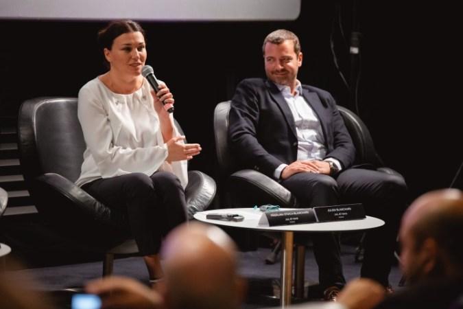 Madalina Stoica-Blanchard and Julien Blanchard, Jul et Mad Paris