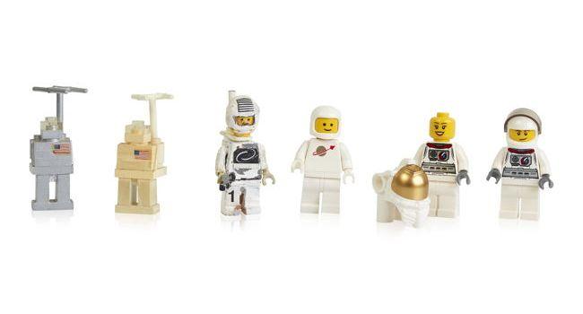 Jucariile care fac istorie: LEGO aniverseaza 40 de ani de la crearea primelor minifigurine