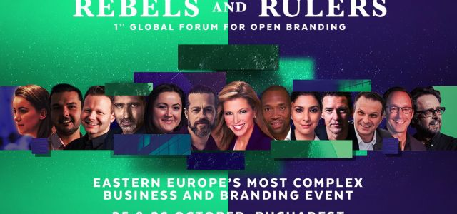 Elita brandingului internațional vine, în premieră, în România