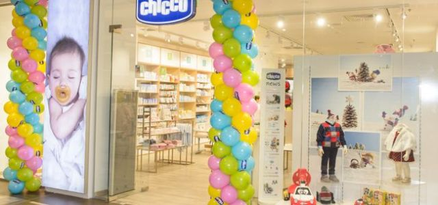 Chicco România mută magazinele stradale în malluri. Un nou magazin, deschis în București Mall
