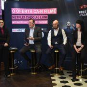 Telekom, oferta simplificată 5-5-5 euro pentru fiecare serviciuși 6 luni Netflix cadou