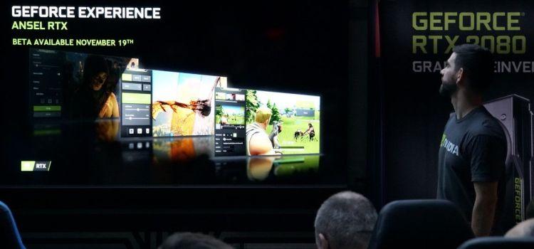 NVIDIA a prezentat în premieră tehnologiile RTX în România