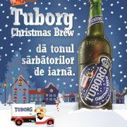 Vin sărbătorile! Tuborg lansează ediția limitată Tuborg Christmas Brew