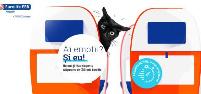 Eurolife ERB Asigurări România lansează asigurarea de călătorie exclusiv online