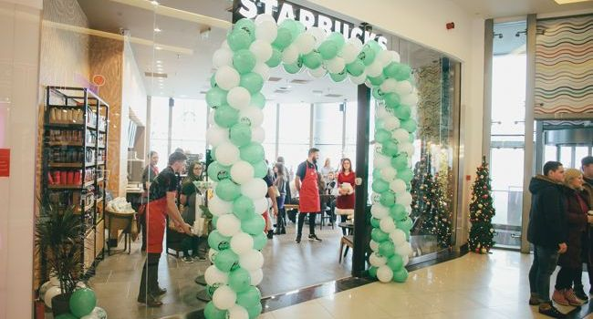 Prima cafenea Starbucks din Maramureș se deschide la VIVO! Baia Mare