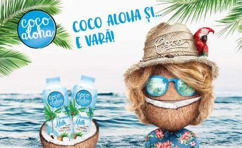 Maresi Foodbroker aduce Coco Aloha pe piața din România