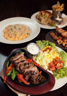 Chipotle Steak Fajitas