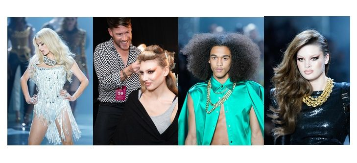 New York Fashion WeekThe Blonds Fall 2019 Show