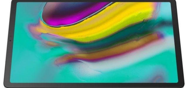 Samsung lansează Galaxy Tab S5e