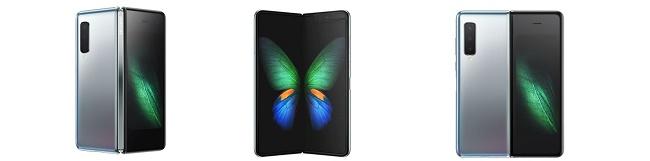Samsung lansează Galaxy Fold, telefonul care se pliază!