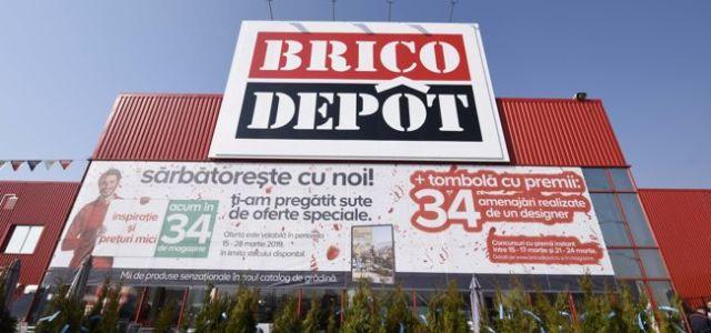Brico Depôt, 34 de magazine în 25 de orașe din țară după preluarea Praktiker