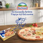 Hochland lansează Mozzarella, un nou produs din gama Delicii Calde