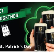 Guinness dă startul petrecerilor în stil irlandez în România de St. Patrick's Day