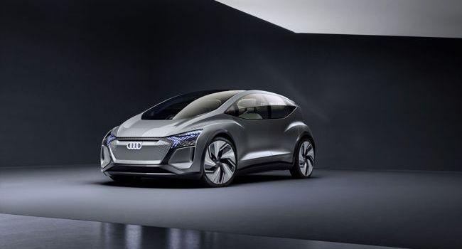 AI:ME – viziunea Audi pentru viitorul mobilității în marile centre urbane