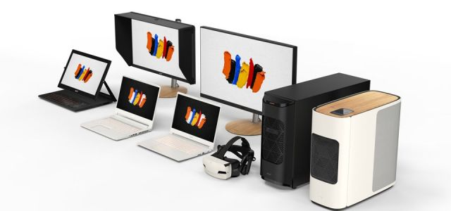 Acer anunță ConceptD – un portofoliu complet de produse proiectate pentru creatorii de conținut