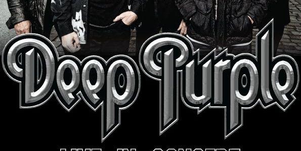 DeepPurplese întoarce în România