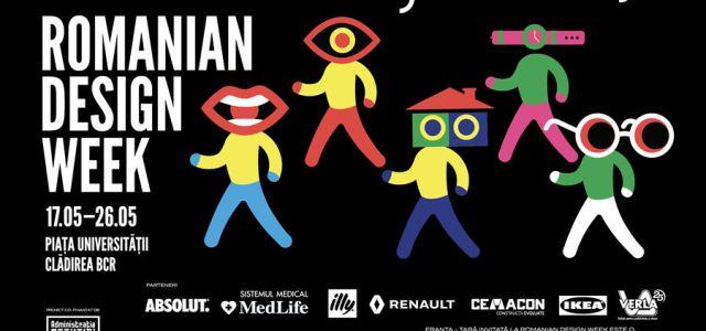 Romanian Design Week 2019 prezintă peste 200 de proiecte de design și arhitectură