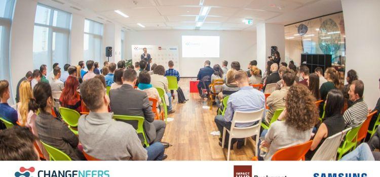 12 startup-uri românești în finala Changeneers!
