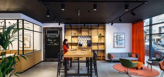 ING inaugurează un nou concept de office, ce pune accent pe experiența clienților