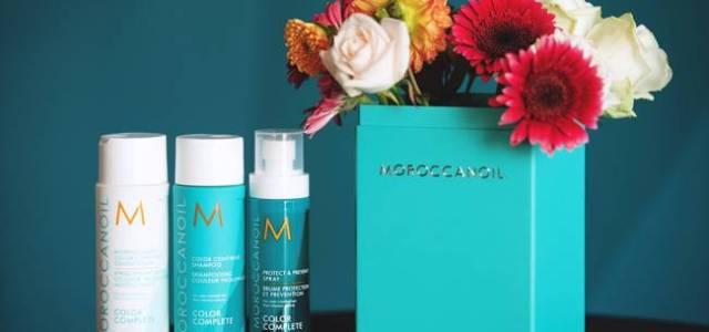 Moroccanoil lansează colecția Color Complete