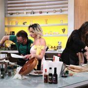 Ana Morodan, Teleșpan, Cocuța și Boantă, mâncare indiană pentru jurații Chefi la cuțite!