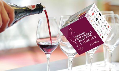 7 motive să mergi la salonul de vinuri ReVino Bucharest Wine Fair