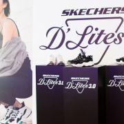 SKECHERS a lansat colecția D'Lites 3.0 pe piața din România