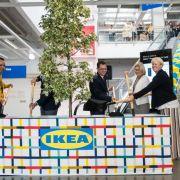 IKEA a deschis la București cel mai mare magazin din Sud Estul Europei
