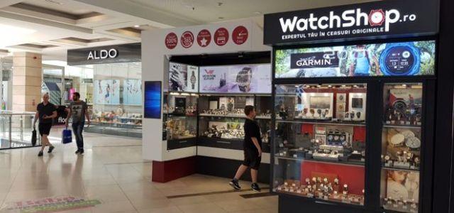 Primul magazin offline WatchShop.ro, deschis în AFI Cotroceni