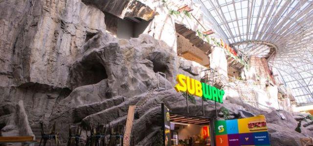 Subway deschide primul restaurant Fresh Forward Décor din București