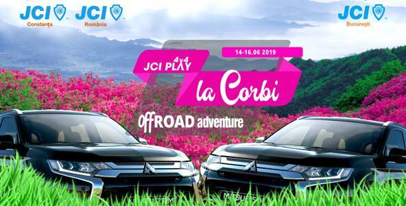 Prinde ultimele locuri la prima ediție JCI Play 4×4 Explore Corbi