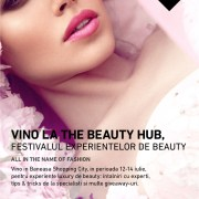 Băneasa Shopping City lansează The Beauty Hub, festivalul experiențelor de beauty!