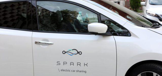 SPARK s-a lansat oficial în București – tarife, mașini și cum poate fi folosit