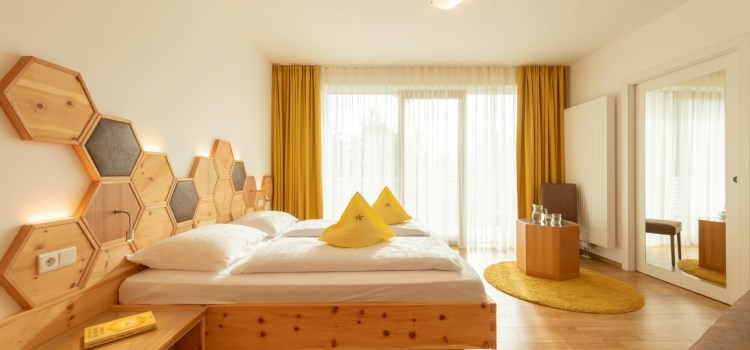 Hotel Rinner: A break from everyday life in the sign of the bees