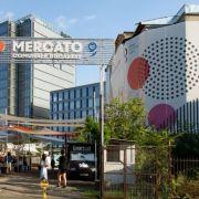 MercatoComunale își așteaptă oaspeții însatul de vacanță din centrul capitalei