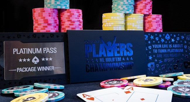 Pokerstars Players No Limit Hold'em Championship revine în 2020
